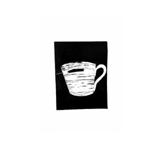 Mug for evening tea