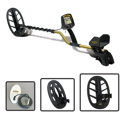 """Fisher F75 3 coil combo 6.5"""",10"""",11"""""""