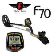 """Fisher F70 w/ 10""""coil"""