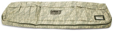 Garrett Camo/Black Carry Bag