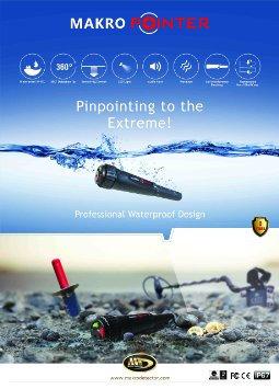 MAKRO PIN POINTER (waterproof)