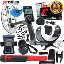 "XP DEUS WS4 PACKAGE WITH 9.5"" ELLIPTICAL  MI-6 $20 OPTION"