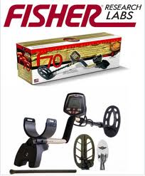 """Fisher F70 3 coil combo 6.5"""", 10"""", 11""""  BEST VALUE"""