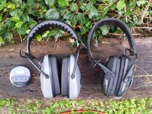 Vance Muff Headphones VS. Grey Ghost Headphone comparison review