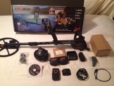 CTX 3030 (MINELAB) USED