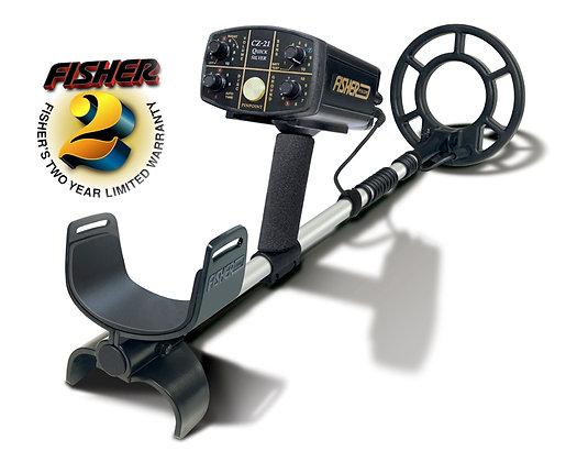 Fisher CZ 21