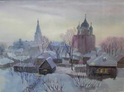 Suzdal evening
