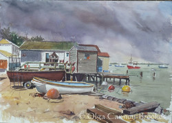 East Anglia bay