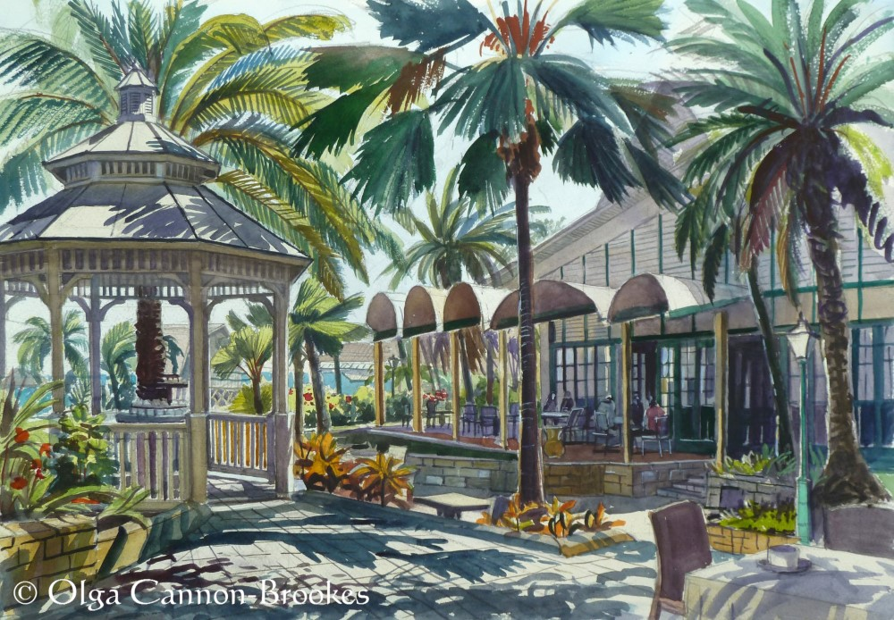 St James' Club 1, Antigua