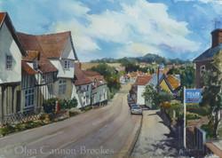 East Anglia village