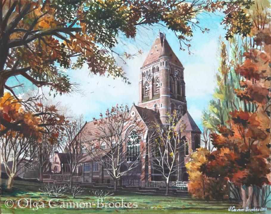St Stephen's Church, Hampstead