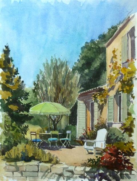 Provence Garden 2
