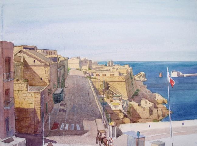 St Elmo Fortress, Malta
