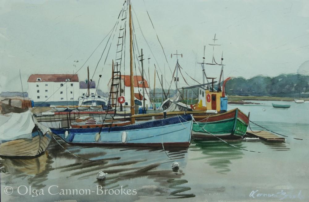 Woodbridge tide