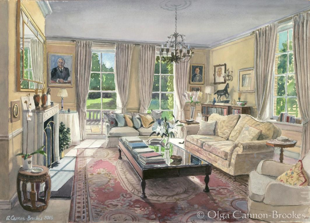 The Morning Room, Norfolk