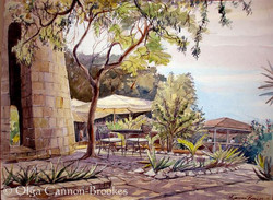 Sugar Tower, Harmony Hall, Antigua