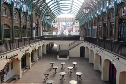 Main Hall in Covent Garden