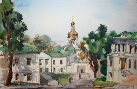 Pechorsky Monastery, Kiev