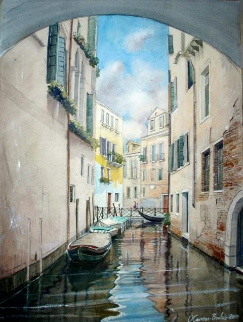 Venice Canal 2
