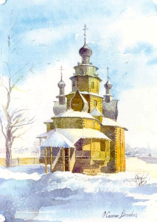 Suzdal Museum of Wood Architecture