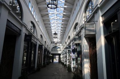 Inside Covent Garden