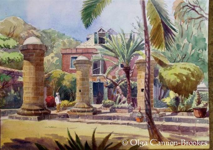 Admiral's Inn, Antigua