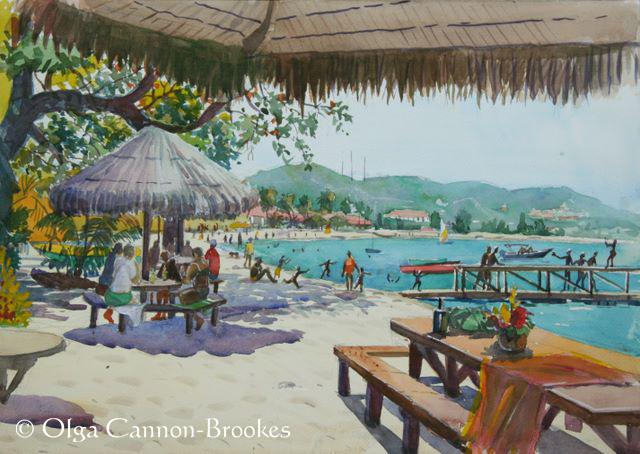Coconut Beach, Grenada