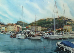 Small French Port
