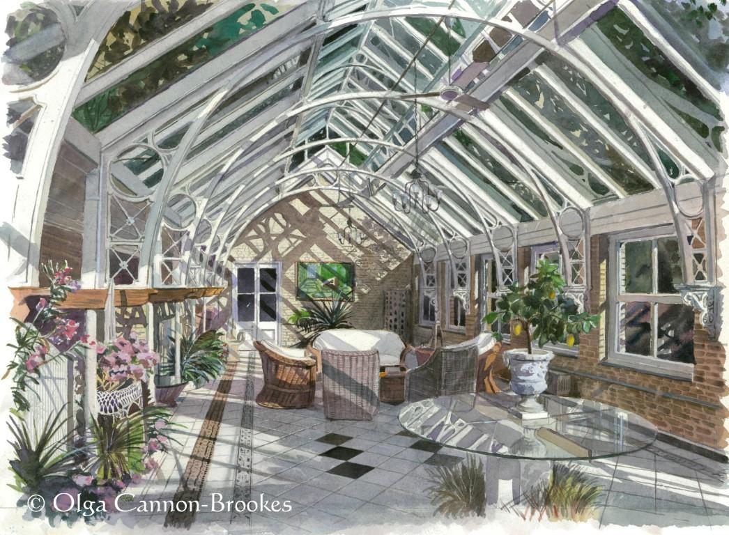 Winter Garden, Norfolk