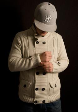 Woolen good shoot
