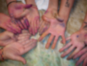 Happy Dirty Hands.JPG