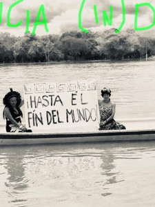 Margarita Rodriguez Weweli-Lukana & Juma Gitirana Tapuya Marruá