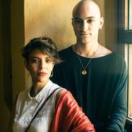 Thais Guisasola e Simon(e) Jaikiriuma Paetau