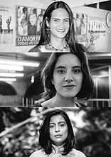 Bea Morbach, Débora McDowell & Renata Taylor