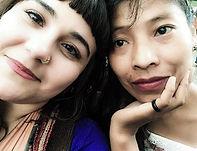 Patrícia Ferreira Pará Yxapy & Sophia Pinheiro