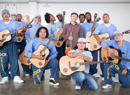 Client Spotlight: Prison Arts Project