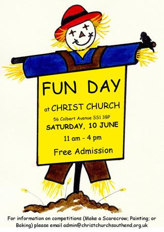Christ Church Fun Day