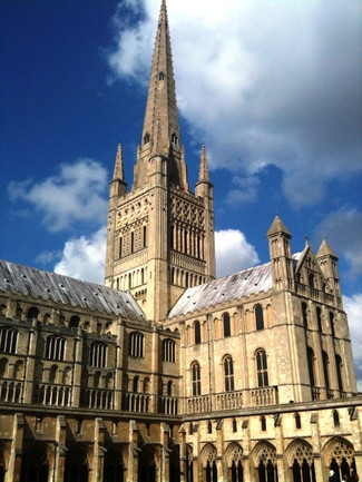 Choir Trip to Norwich Cathedral