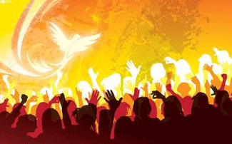 Pentecost 'All Together Eucharist'