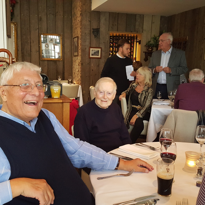 Christmas Lunch at the Shoebury Hote