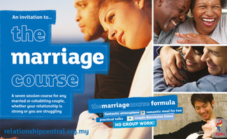 'The Marriage Course'