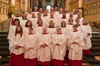 Holy Trinity choir at Canterbury Cathedral