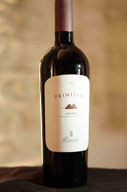 Rosso - Primitivo Salento I.G.T. (75 cl)