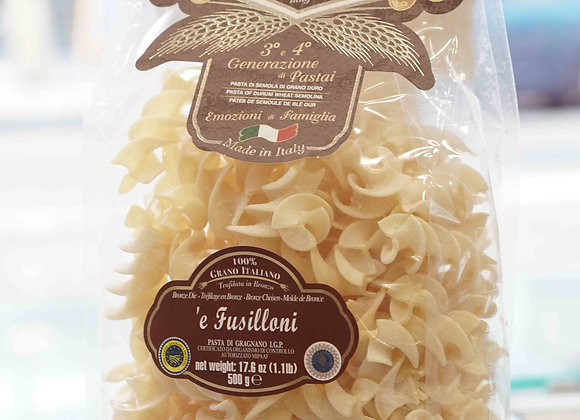 i Fusilloni (500 g) - La Fabbrica della Pasta di Gragnano