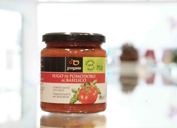 Sugo di pomodoro al basilico - Grangusto (290 g)