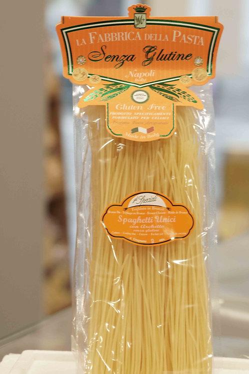 La Fabbrica della pasta di Gragnano - Senza Glutine - Spaghetti unici (500g)