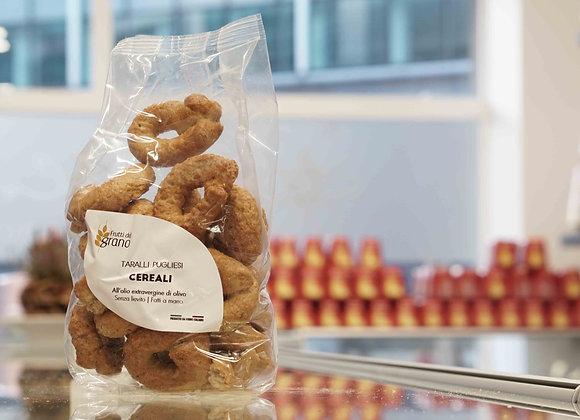 Taralli  Pugliesi Cereali (250 g)