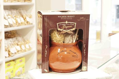 La Fabbrica della pasta di Gragnano - Vaso Orcio Antica Pompei