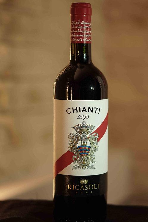 Rosso - Chianti Ricasoli (75 cl)