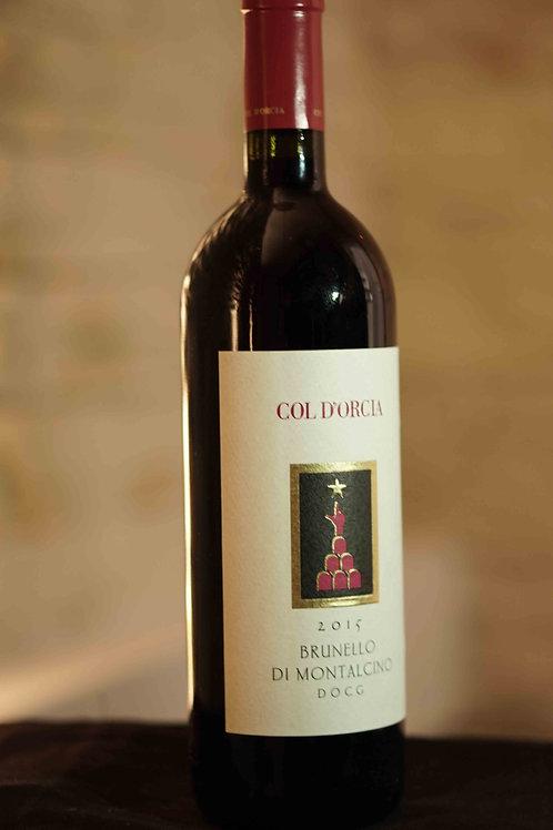 Rosso - Brunello di Montalcino D.O.C.G. Col D'Orcia (75 cl)